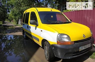 Renault Kangoo пасс. 2001 в Житомире