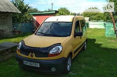 Renault Kangoo пасс. 2006 в Житомире