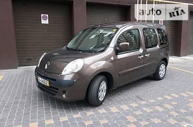 Renault Kangoo пасс. 2011 в Виннице