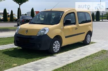 Renault Kangoo пасс. 2012 в Львове