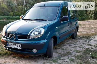 Renault Kangoo пасс. 2007 в Полтаве