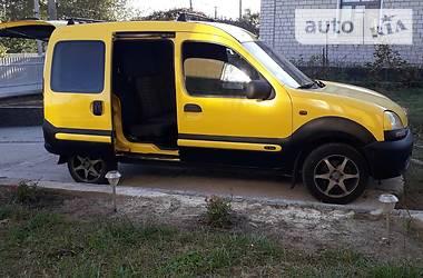 Renault Kangoo пасс. 2000 в Белой Церкви
