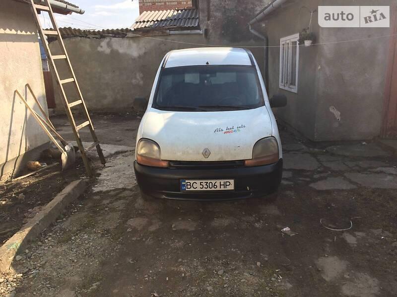 Renault Kangoo пасс. 2001 в Жидачове