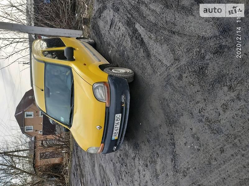 Renault Kangoo пасс. 2000 в Липовце