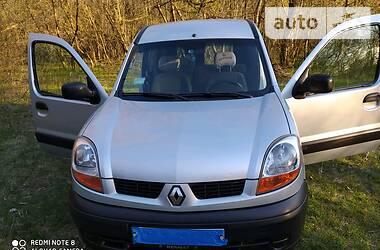 Renault Kangoo пасс. 2003 в Смеле
