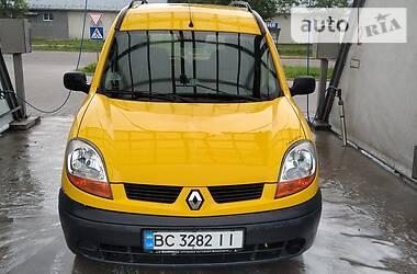 Renault Kangoo пасс. 2004 в Самборе