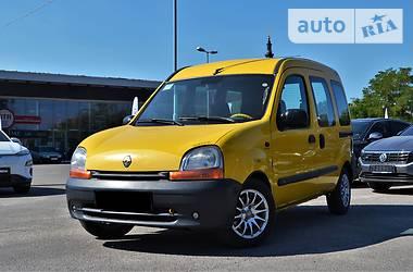 Renault Kangoo пасс. 2001 в Харькове