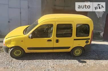 Renault Kangoo пасс. 2002 в Черновцах