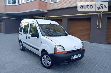 Renault Kangoo пасс. 2000 в Виннице