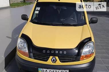 Renault Kangoo пасс. 2006 в Светловодске