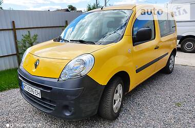 Renault Kangoo пасс. 2012 в Золотоноше