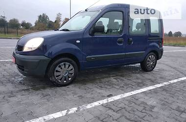 Renault Kangoo пасс. 2009 в Луцке