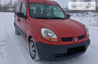 Renault Kangoo пасс. 2006 в Борзне