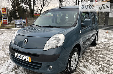 Renault Kangoo пасс. 2010 в Ровно