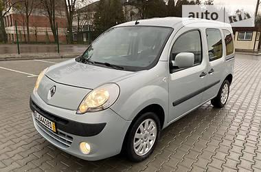 Renault Kangoo пасс. 2010 в Стрые