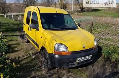 Renault Kangoo пасс. 2001 в Луцке