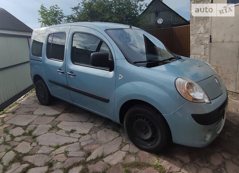 Универсал Renault Kangoo пасс. 2008 в Олевске