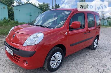 Минивэн Renault Kangoo пасс. 2010 в Костополе