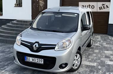Универсал Renault Kangoo пасс. 2017 в Дубно