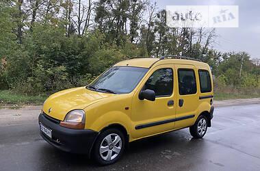 Легковой фургон (до 1,5 т) Renault Kangoo пасс. 2001 в Ахтырке