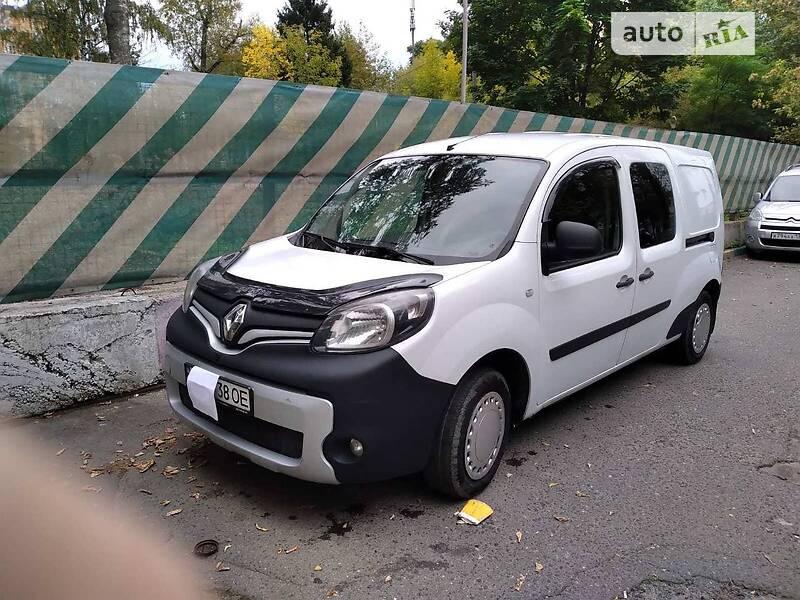 Renault Kangoo пасс. maxi