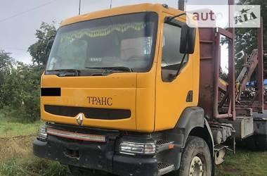 Лесовоз / Сортиментовоз Renault Kerax 1999 в Ивано-Франковске