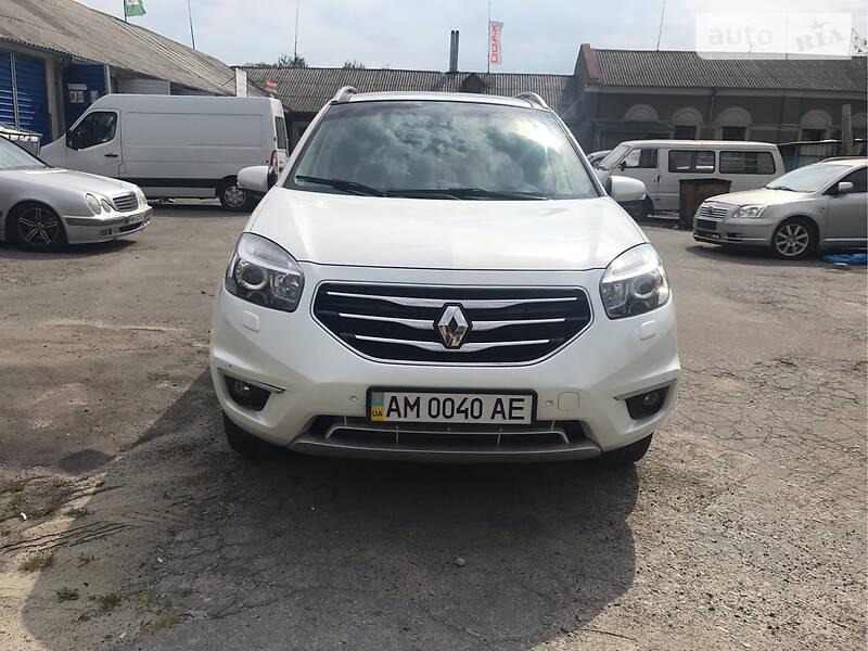Renault Koleos 2012 в Новограді-Волинському