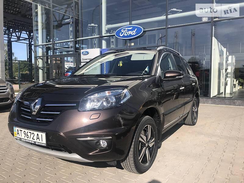 Renault Koleos 2015 в Черновцах