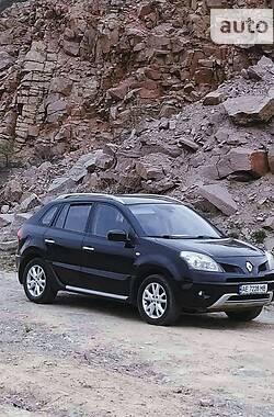 Внедорожник / Кроссовер Renault Koleos 2008 в Апостолово