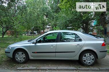 Renault Laguna 2001 в Луганске