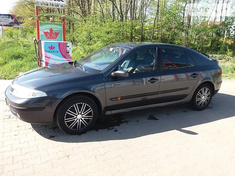 Renault Laguna 2002 в Снятине