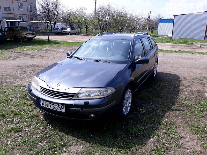 Renault Laguna 2002 в Харькове
