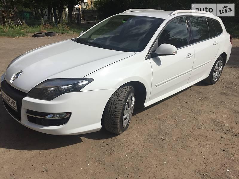 Renault Laguna 2012 в Дрогобыче