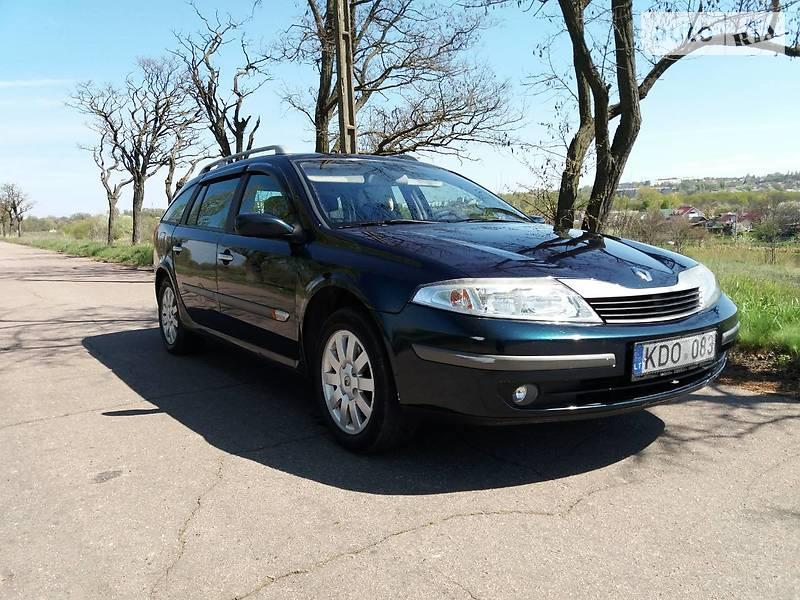 Renault Laguna 2002 в Каменском