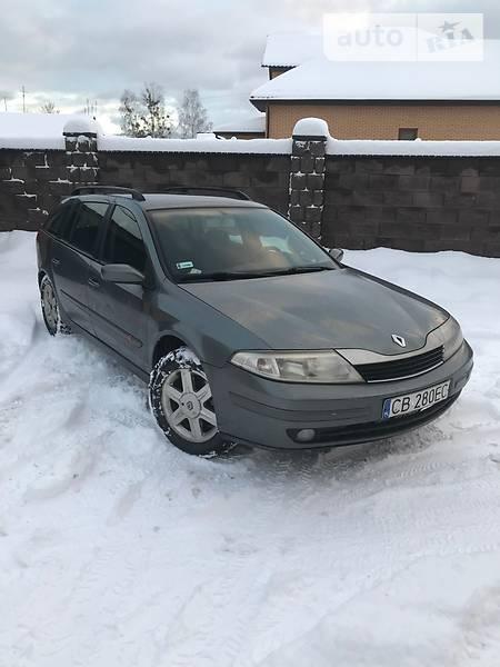 Renault Laguna 2002 года в Ровно