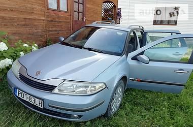 Renault Laguna 2002 в Верховине