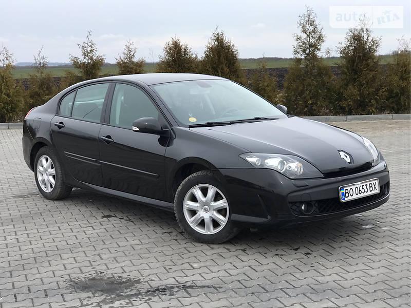 Renault Laguna 2009 в Тернополе