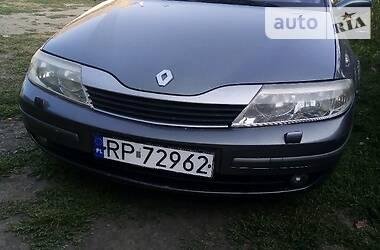 Renault Laguna 2002 в Кельменцах