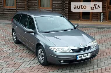 Унiверсал Renault Laguna 2001 в Вінниці