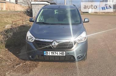 Минивэн Renault Lodgy 2014 в Полтаве