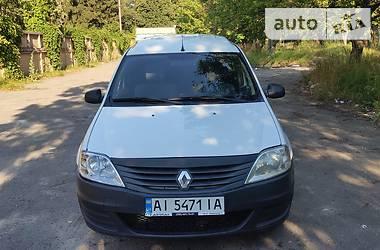 Renault Logan Van 2012 в Киеве