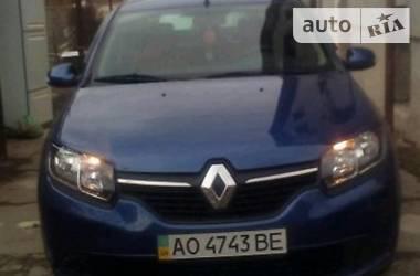 Renault Logan 2013 в Хусте