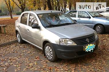 Renault Logan 2010 в Кривом Роге