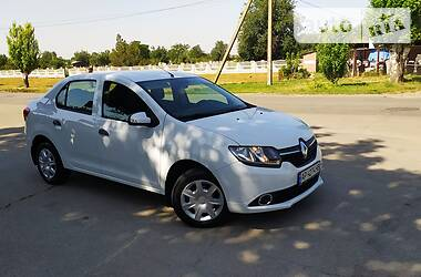 Renault Logan 2016 в Васильевке