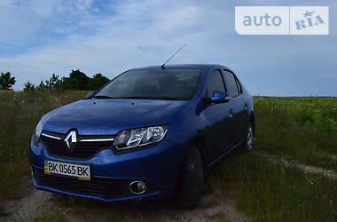 Renault Logan 2013 в Вараше