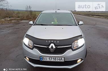 Renault Logan 2015 в Миронівці