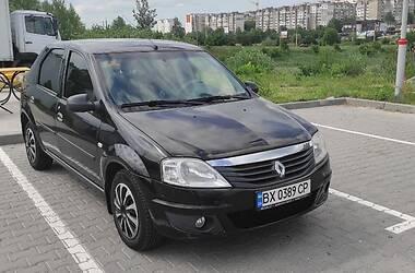 Седан Renault Logan 2011 в Хмельницком