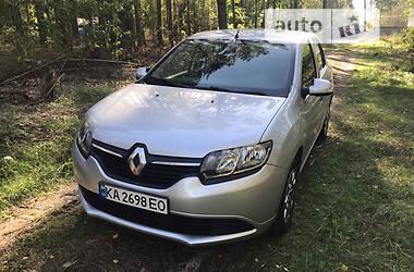 Седан Renault Logan 2015 в Киеве