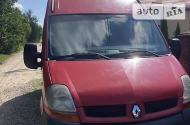 Мінівен Renault Master груз.-пасс. 2006 в Городку