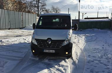 Renault Master груз. 2015 в Днепре